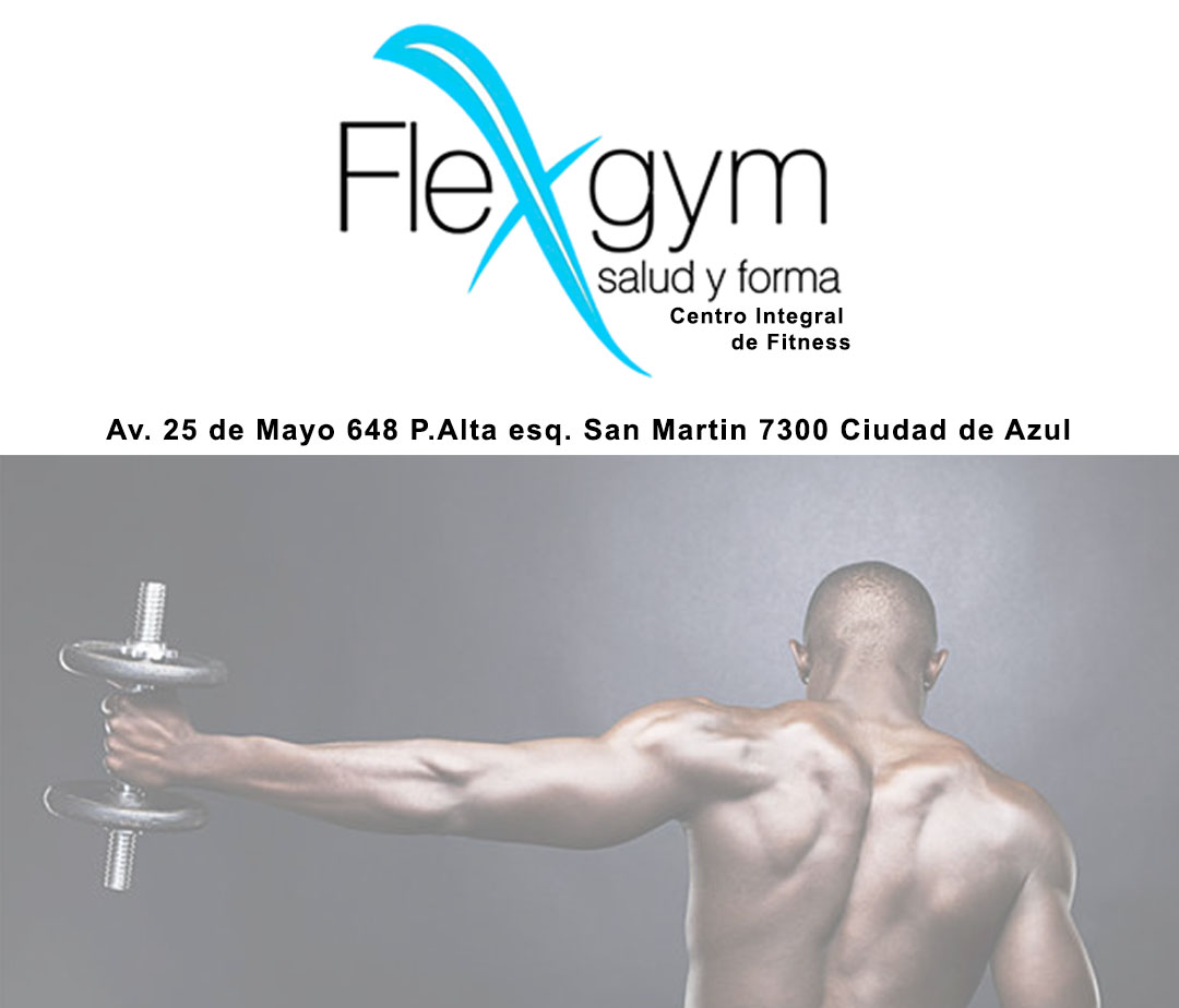 flex gym azul 2020